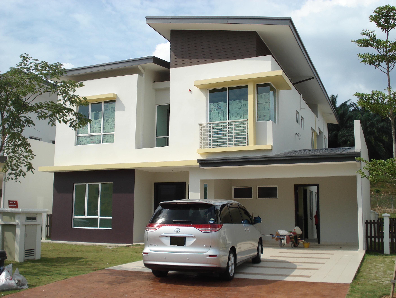 2sty bungalow house melaka tengah dukes agencies for Bungalow home for sale